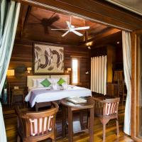 Two-Bedroom Pool Villa Suites