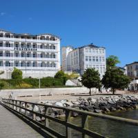 Hotel Pictures: Fürstenhof - Ferienwohnung 203, Sassnitz