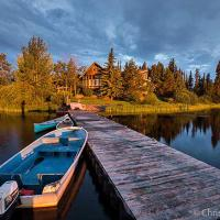 Hotel Pictures: Eagle's Nest Resort, Anahim Lake