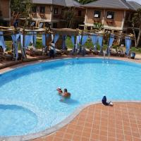 Deluxe Twin or Double Room with Pool View