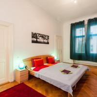 Premier Three-Bedroom Apartment with Balcony