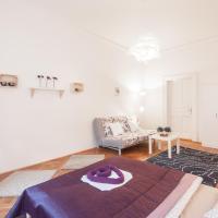 Premier Four-Bedroom Apartment with Garden
