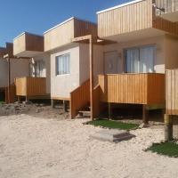 Fotos do Hotel: Cabañas Aquila D'Arroscia, Bahia Inglesa