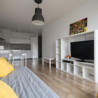 One-Bedroom Apartment Bobrowiecka Street 11 B/18