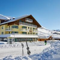 Hotel Pictures: Hotel Garni Kristall, Kühtai