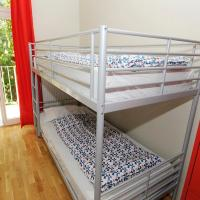 Single Bed in 7-Bed Female Dormitory