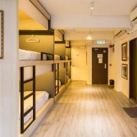 Double Bed in 6-Bed Mixed Dormitory Room