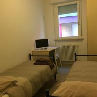 Appartamento con 2 stanze da letto e Balcone