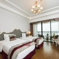 Deluxe Double or Twin Room with Ocean View - Full Board