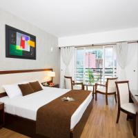 Senior Deluxe Double or Twin Room with Balcony