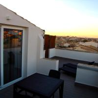 Double or Twin Room with Terrace and Panoramic View