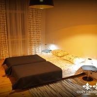 Two-Bedroom Apartment with Sofa Bed (6 Adults)