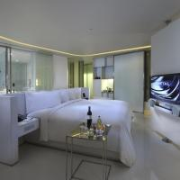 SO Studio Double Room with City View and Executive Lounge Benefits (2 Adults)