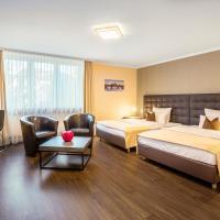 Zdjęcia hotelu: Hotel an der Messe, Frankfurt nad Menem