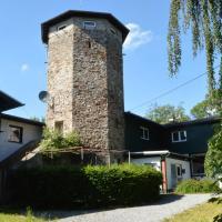 Hotelbilleder: Holiday home Schöne Aussicht Mit Turm, Kemmenau