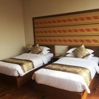 Frangipani Twin Room