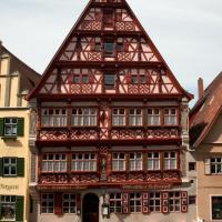 Hotelbilleder: Hotel Deutsches Haus, Dinkelsbühl