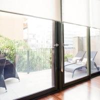 Apartment with Terrace (4-5 Adults)
