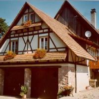 Hotelbilleder: Winzerhof im Wiedergrün, Durbach