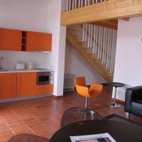 One-Bedroom Villa with Mezzanine