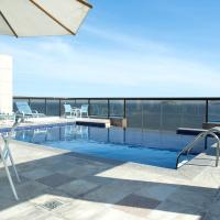 Ipanema Oceanview Flats Living in Rio