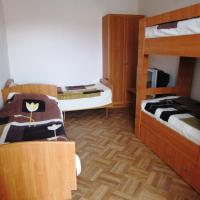 Economy Triple Room with External Toilet and Shower