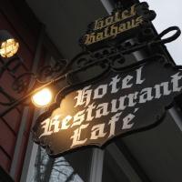 Hotelbilleder: Hotel Rathaus, Wildemann