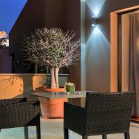 Petite Suite with Private Terrace