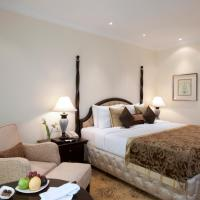 Deluxe Double Room with City View