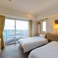 Economy Twin Room with Sea View - Non-Smoking