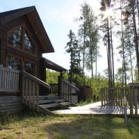 Four-Bedroom Villa with Sauna