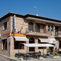 Hotel Pictures: Hostal Castilla, Mocejón