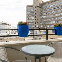 One Bedroom Apartment with Balcony - Ben Yehuda 31