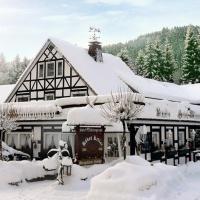 Hotellikuvia: Land-Hotel Mühlengrund, Winterberg