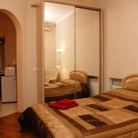 Studio Apartment on Luteranskaya Street 4