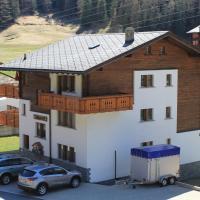 Hotel Pictures: Ferienwohnung Silberdistel, Saas-Grund