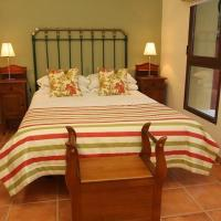 Small Double Room with Andalusian Courtyard View