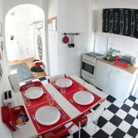 Three-Bedroom Apartment - József körút 66.