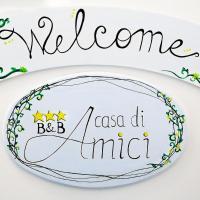 Hotellbilder: B&B A casa di amici, Giardini Naxos