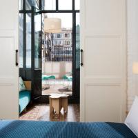 Deluxe Double Room with Private Patio