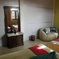 Family room with Terrace and Private Bathroom with A/C