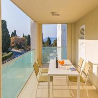 Deluxe Two-Bedroom Apartment with Terrace and PArtial Sea View