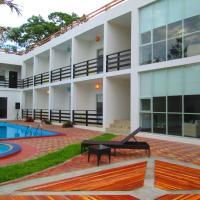 Hotel Pictures: Ocean Blue Hotel, Olón