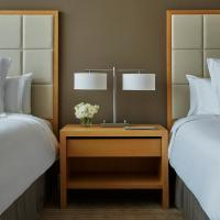 Deluxe Room with Two Double Beds and City View