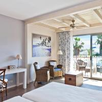 Deluxe Club San Juan Triple Room with Access to Amusement Park (2 Adults + 1 Child)