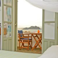Zefiros 1-Studio Beach Front