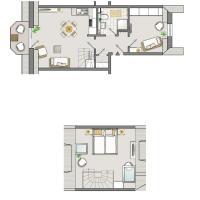 Maisonette Family Room