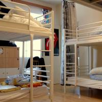 Bed in 8-Bed Mixed Dormitory