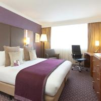 Executive Double Room with Club Lounge Access