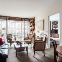One-Bedroom Apartment - Avenue de Saxe II